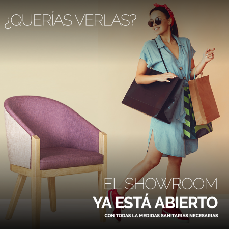 SHOWROOM ABIERTO